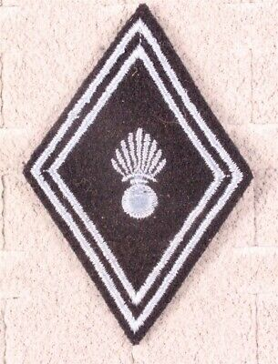 French Army Badge:   Regiment de Transmissions - lozenge