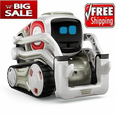 Brand New Factory Sealed Cozmo Robot By Anki Interactive Toy Base Kit Hot Rare
