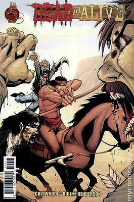 Dead or Alive (2011 Red 5 Comics) #2 FN