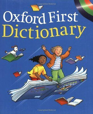 Good FIRST OXFORD DICTIONARY Goldsmith, Evelyn 019910848X