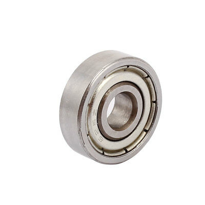 Metal Shielded Sealed Low Speed Deep Groove Ball Bearing 5mmx16mmx5mm