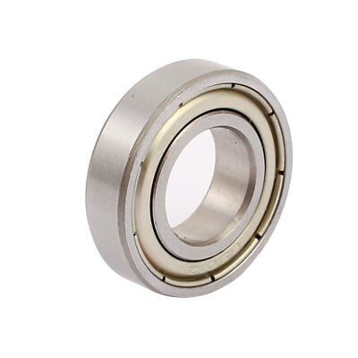 Metal Shielded Sealed Low Speed Deep Groove Ball Bearing 12mmx24mmx6mm
