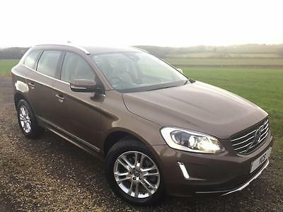 2014 Volvo XC60 2.4 TD SE Lux Geartronic 5dr (nav)