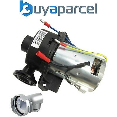 Aqualisa 910617 Aquastream Pump Assembly with Chrome Outlet 2003 Onwards