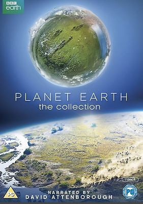 Planet Earth - Series 1 & 2 Boxset [New DVD]
