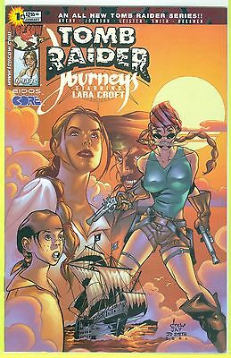 2001 TOP COW Tomb Raider JOURNEYS #1A