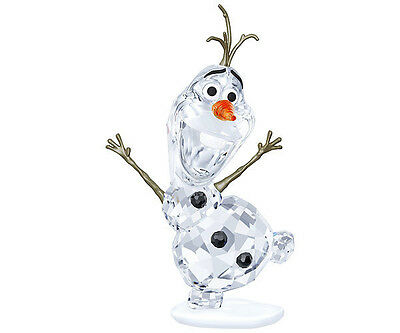 Swarovski Disney Olaf Brand New In Box #5135880 Snowman Frozen Crystal Save$ F/s