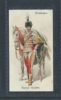 Bat British American Tobacco Soldiers Of World Leaf Back Hungary Royal Guides