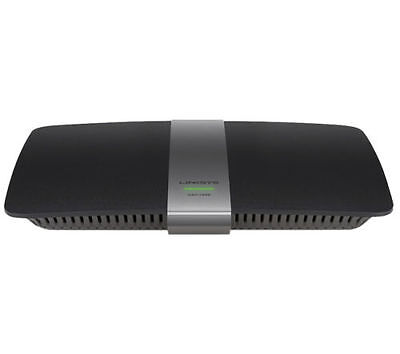 Linksys XAC1200-UK Wireless Router - AC 1200, Dual Band, 4 Ethernet & 1 USB port