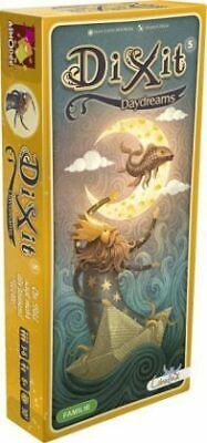 Asmodee Gmbh-Dixit 5 Daydreams-Toys/spielzeug Asmodee Gmbh New