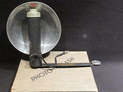 Pegon Vintage Photo Flash Camera Accessory Made in Holland With Original Box