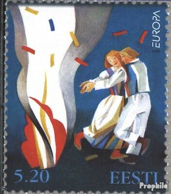 Estonia 325 (complete issue) unmounted mint / never hinged 1998 Celebrations