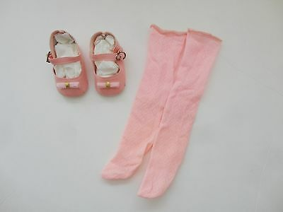 Vintage Pink Doll Shoes & Socks / Buy10 Get Free Shipping