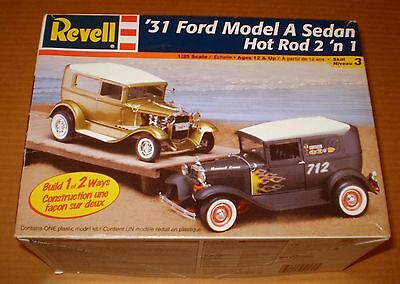 Model Kit Ford 31 ( 2 In 1 ) 1/25