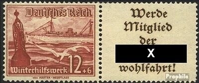 German Empire W129 used 1937 Vessels