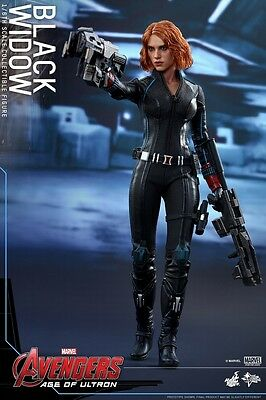 """Hot Toys Avengers: Black Widow 4.0 12"""" Action Figure 1/6 Scale MMS288 Model Toy"""