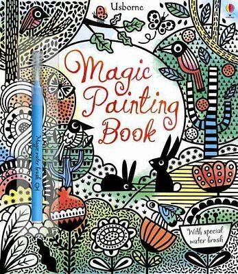 Magic Painting Book by Fiona Watt 9781409581888 (Paperback, 2015)