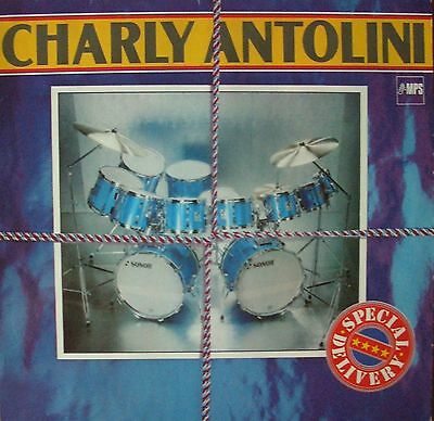 Charly Antolini - Special Delivery (MPS Vinyl-LP Schallplatte Germany 1980)