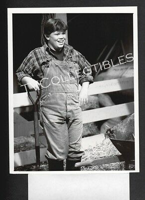 7x9 Press Photo ~ HEARTLAND ~1989 ~ Devin Ratray