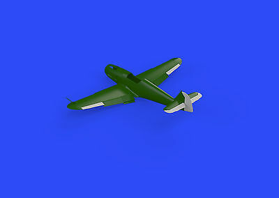 EDUARD BRASSIN 648292 Control Surfaces for Eduard Kit Bf109F in 1:48