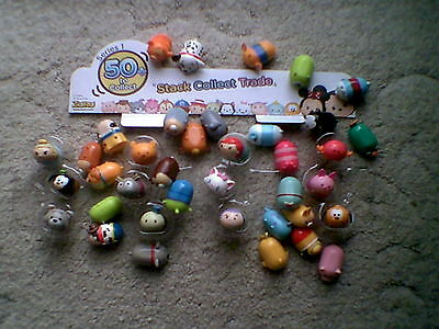 Disney Tsum Tsum Mini Figure - Squishy - Series 1 - Complete Your Collection