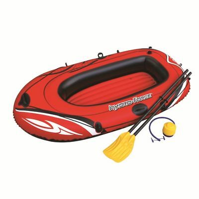 """Boat """"Hydro-For Raft Set"""" with Bellows and 2 Paddle 186x100cm"""