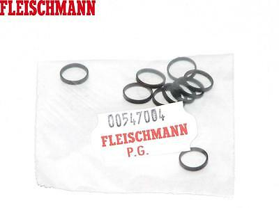 Fleischmann N 00547004 Traction Tires (10 pcs) - NEW + in original box