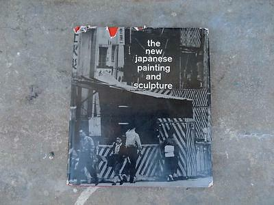 Japanese Modern Art Exhibition The New Japanese Painting & Sculpture Book