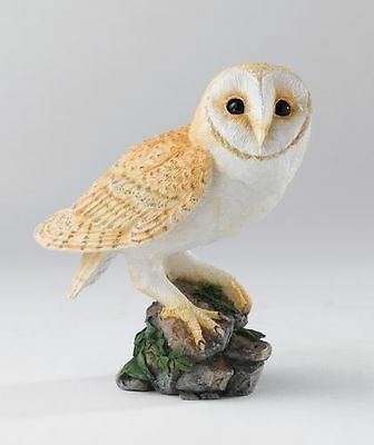 Country Artists Barn Owl Ca01511 New And Boxed.