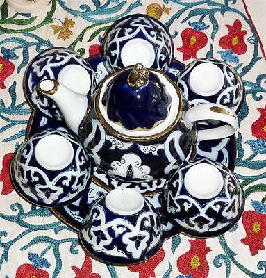 Uzbek Tea set PAKHTA New!!! V3754