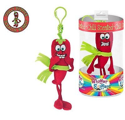 Whiffer Sniffers Series 1 CHILLY CHILI PEPPER Scented Backpack Clip