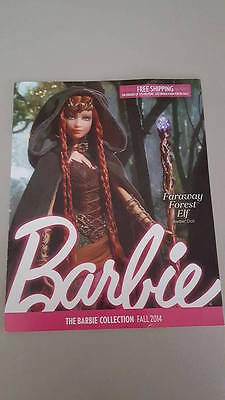 Barbie Collection Magazine Fall 2014 Faraway Forest Elf Designer Dazzle