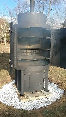 Commercial Grade Barbeque Smoker ( BBQ ) ideal for Concession trailer