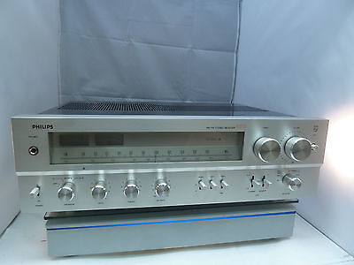 Philips 22AH683 vintage stereo receiver