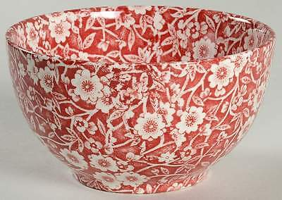 Burgess & Leigh CALICO RED Rice Bowl 10304410