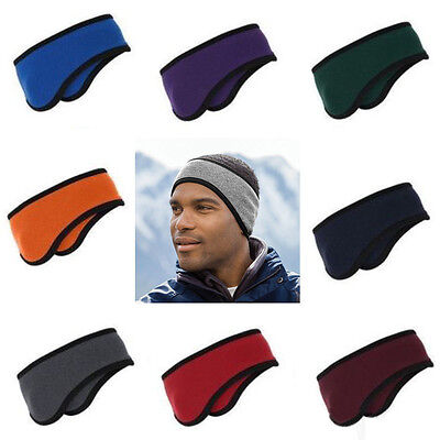 Fashion Women Men Sport Headband Gym Stretch Ear Warmer Winter Head Band Hair