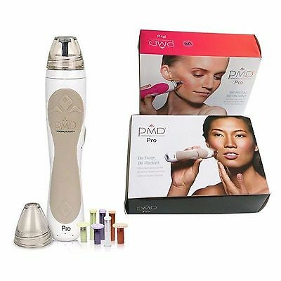New PMD Pro Personal Microdermabrasion Device Whitening Home Facial Skin Care UK