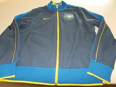 Australia - Socceroos - Official Nike Away Tracksuit Top - Large
