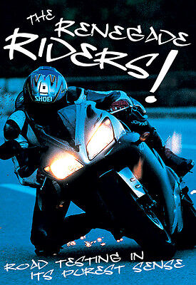 The Renegade Riders - Dvd - All Regions - Brand New