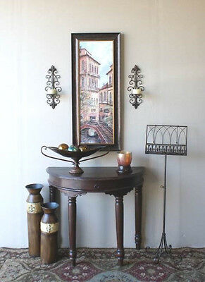 Transitional Wrought Iron Decorative Music Stand