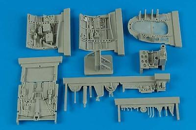 AIRES 2159 Cockpit Set for Tamiya Kit A6M2b Zero Fighter in 1:32