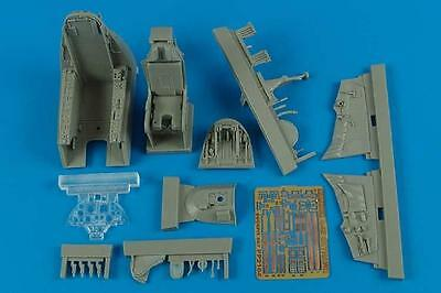 AIRES 2164 Cockpit Set for Trumpeter® Kit A-4E/F Skyhawk in 1:32