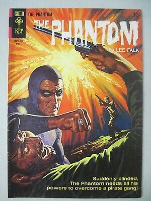 The Phantom #11 April 1965 Gold Key Comics Lee Falk
