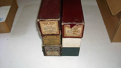 """Player Piano Roll  Lot 6""""Oh How I wish I Could Sleep, Until My Daddy Comes Home"""""""