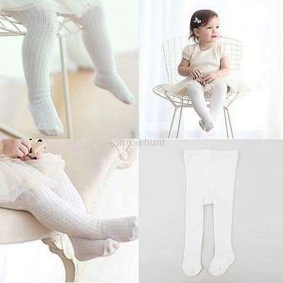New Baby Toddler Kid Girls Warm Cotton Tights Stockings Pantyhose Pants Trousers
