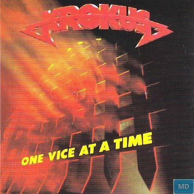 KROKUS + CD + One Vice At A Time + 9 starke Hard Rock Songs + Special Edition +