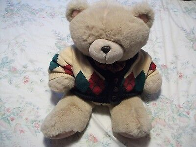Large Forever Friends Bear 1995
