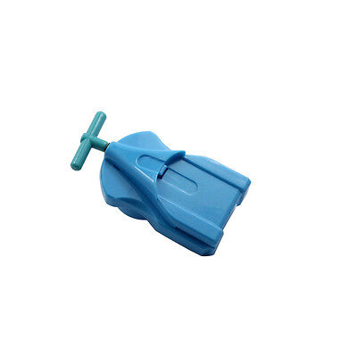 Blue Power String Launcher for Beyblade Metal Fusion Masters Fight children Toy