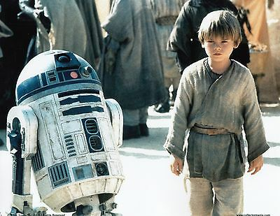 JAKE LLOYD (Star Wars) - unsigniertes Grossfoto (4760)