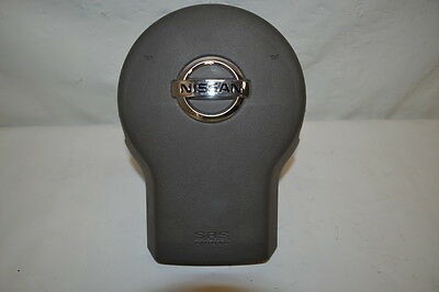 Fits Pathfinder/xterra 2005-2012 Oem Driver Airbag Gray
